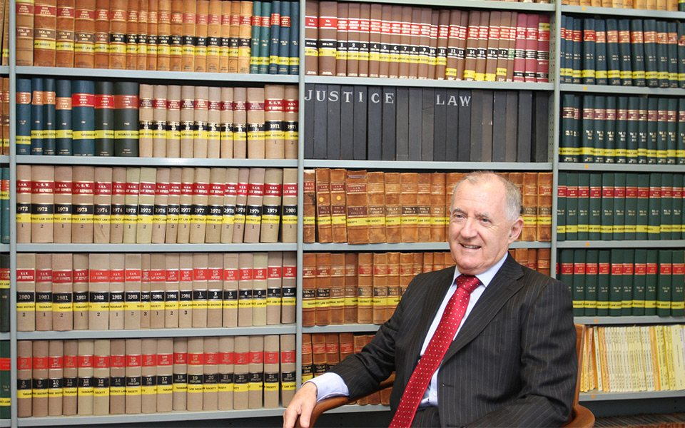 Murray Cochrane - Family Law - Bank Chambers